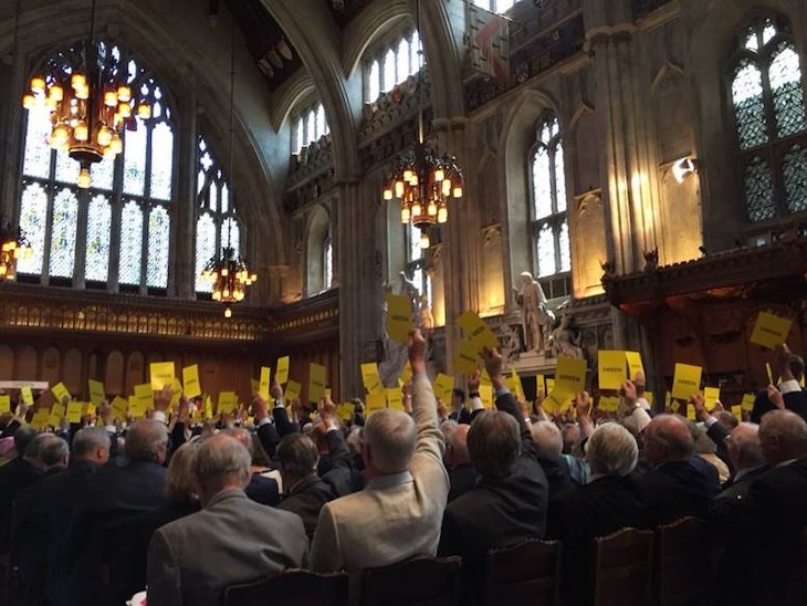 Election of Sheriffs at Guildhall