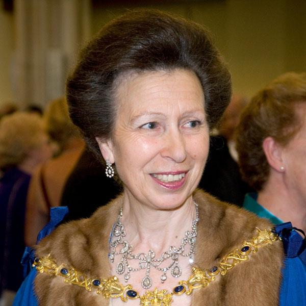 HRH Princess Royal